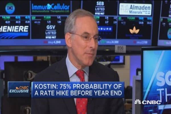 Kostin: S&P 500 year-end target remains 2,100