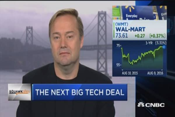 The next big tech deal