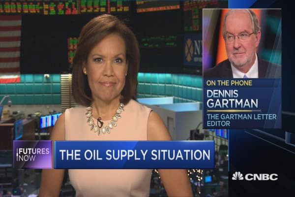 Is OPEC irrelevant? Gartman weighs in