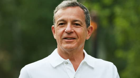 Iger likely to stay if Fox deal happens