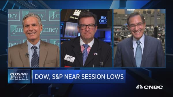 Closing Bell Exchange: S&P sets another intraday high