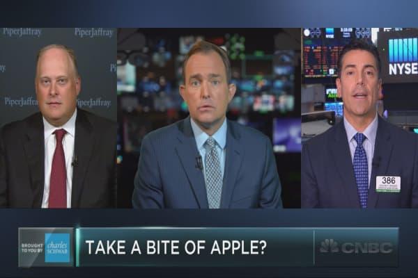 Big Apple comeback in store?