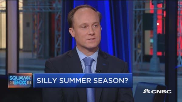 Market's 'silly summer' season: Pro