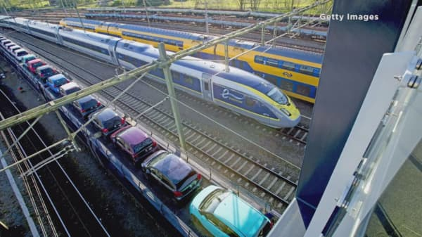 Eurostar workers to go on strike
