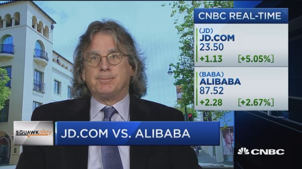 McNamee on China stocks: I'm troubled as an investor