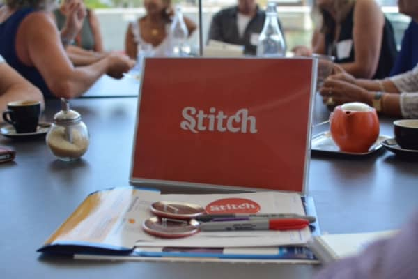 Stitch is a subscription service that helps boomers connect, find companions, and discover events and activities.