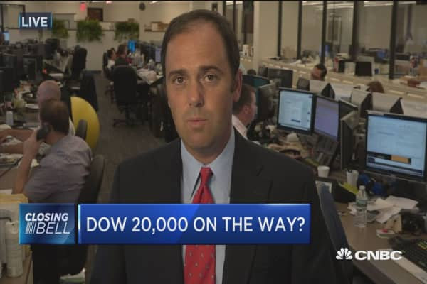 Closing Bell Exchange: Dow 20,000 on the way?