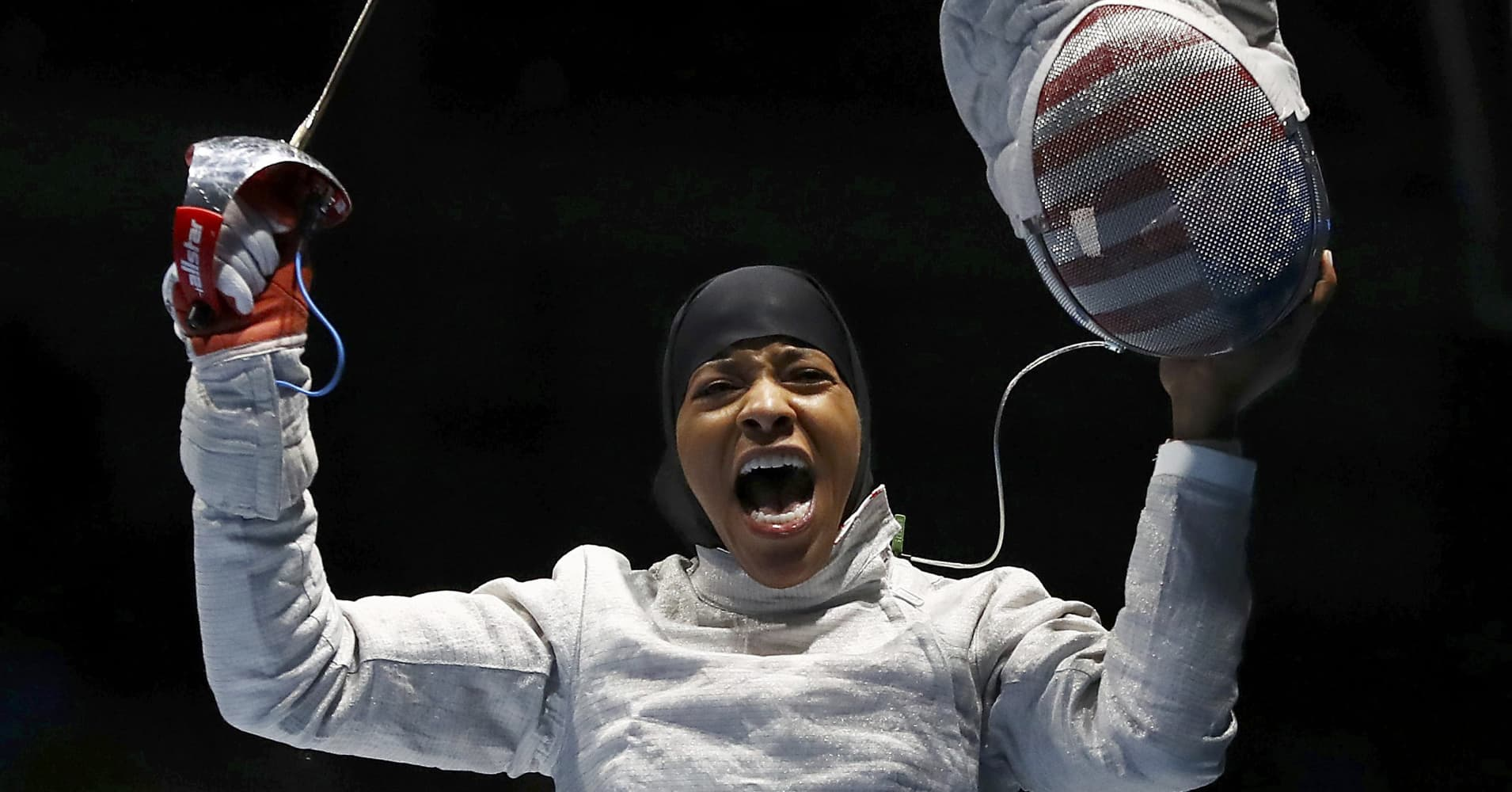Muslim Fencer Represents Team Usa At The Olympics And Beyond