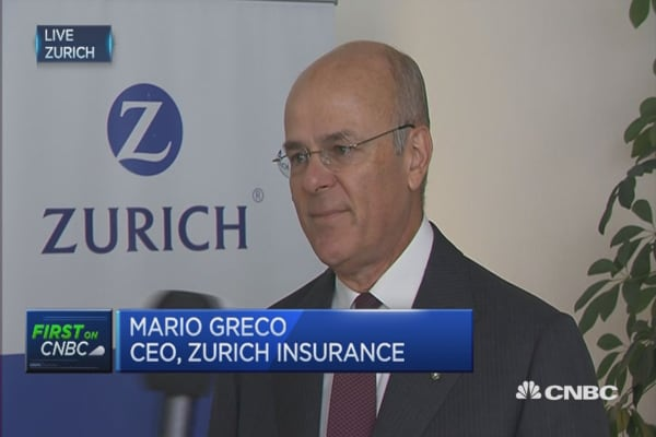 Zurich CEO: We decided to step out of some markets
