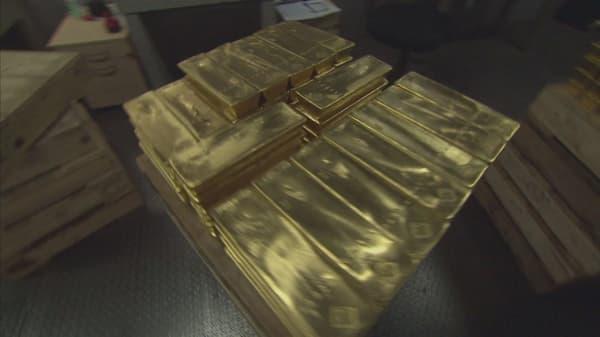 Gold demand sets a new record