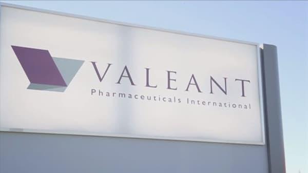 Valeant may be under criminal investigation