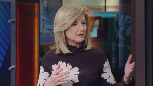 Arianna Huffington is leaving Huffington Post