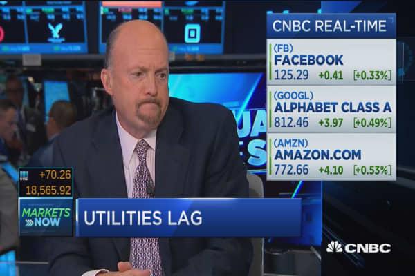 Cramer on AI in tech companies