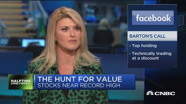 Barton: Lots of value in IT sector