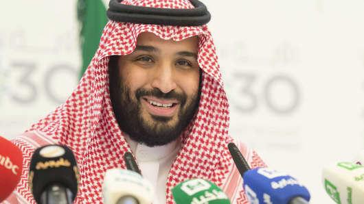 Mohammad bin Salman Al Saud of Saudi Arabia