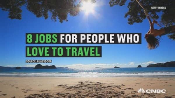 9 jobs for people who love to travel