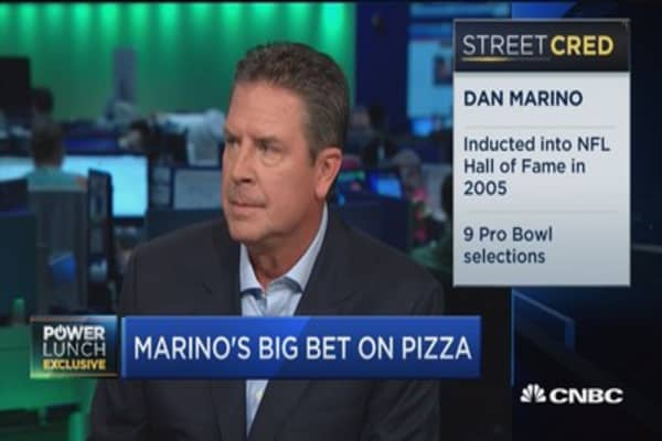 Hall of Fame Dan Marino on his investments