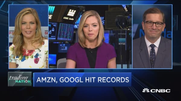 Gibbs: Safer bet with Google over Amazon