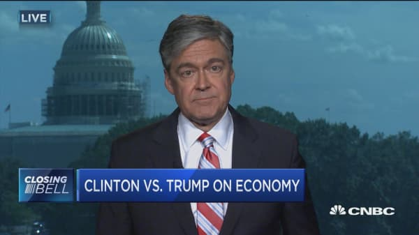 Harwood: Overlap in Clinton and Trump speeches