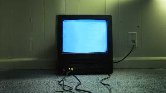 Cable TV with cables
