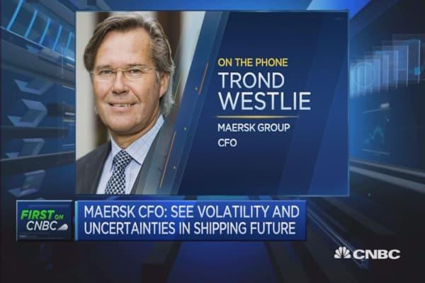 Maersk Group misses on second quarter profits