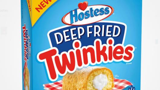 Hostess Deep Fried Twinkies