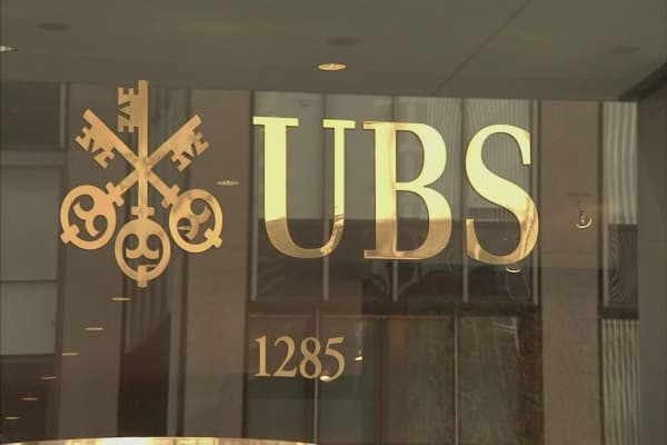 UBS says China started bailing out banks