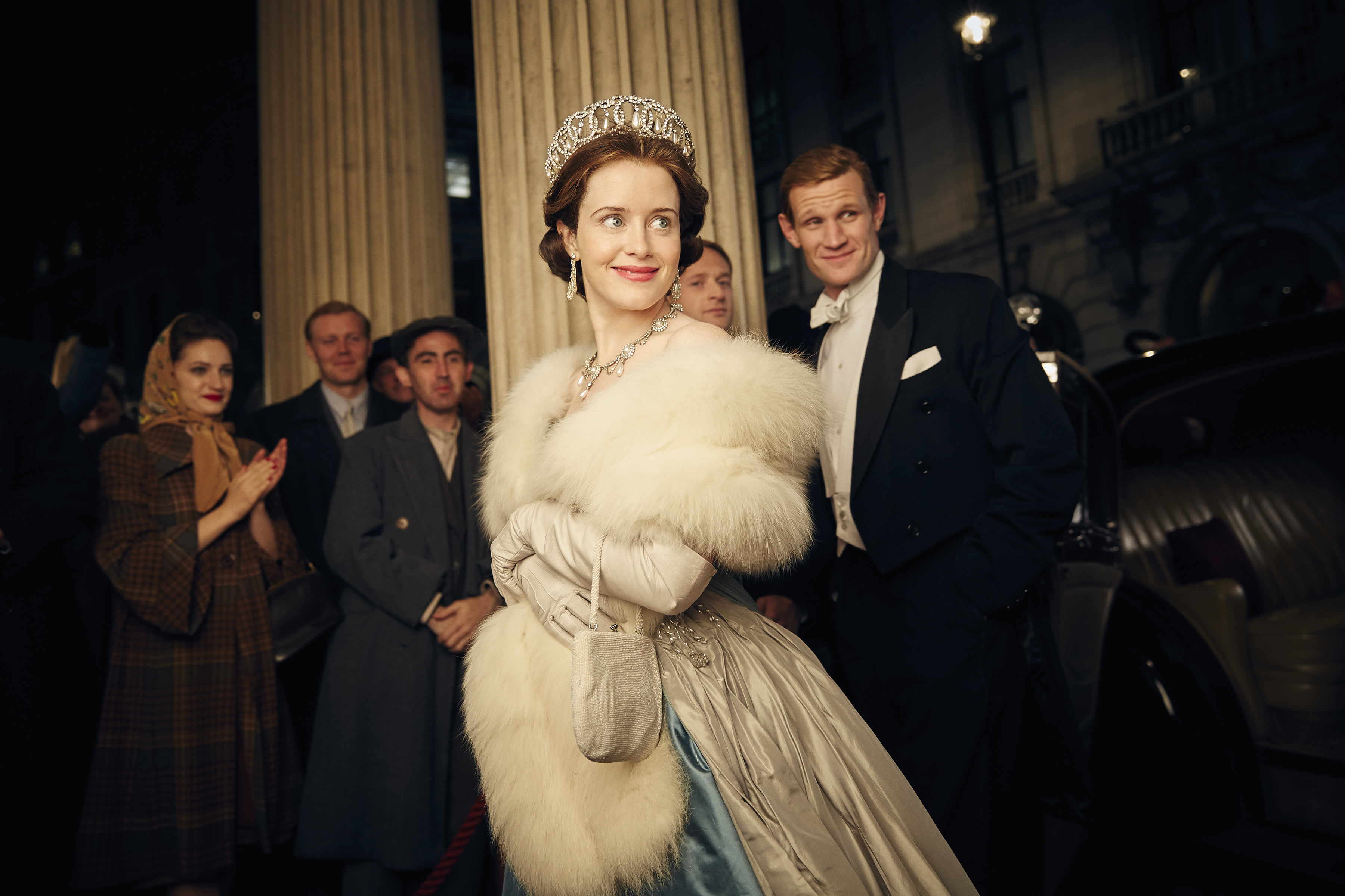 The Crown Paid Claire Foy Less for Playing Queen Elizabeth Than Matt Smith for Prince Philip