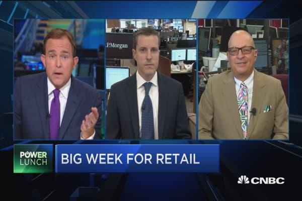The retail rebound
