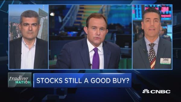 Stocks still a good buy?