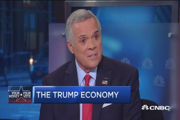 Trump's waking up America: John McNabb