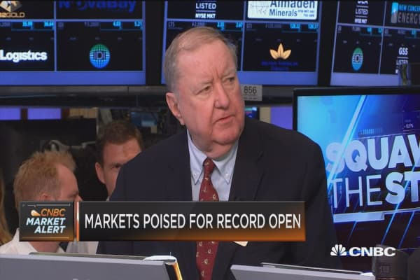 Market at risk of approaching stall speed: Cashin