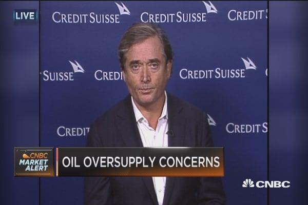 OPEC production pressures
