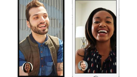 Google Duo works across Android and iOS