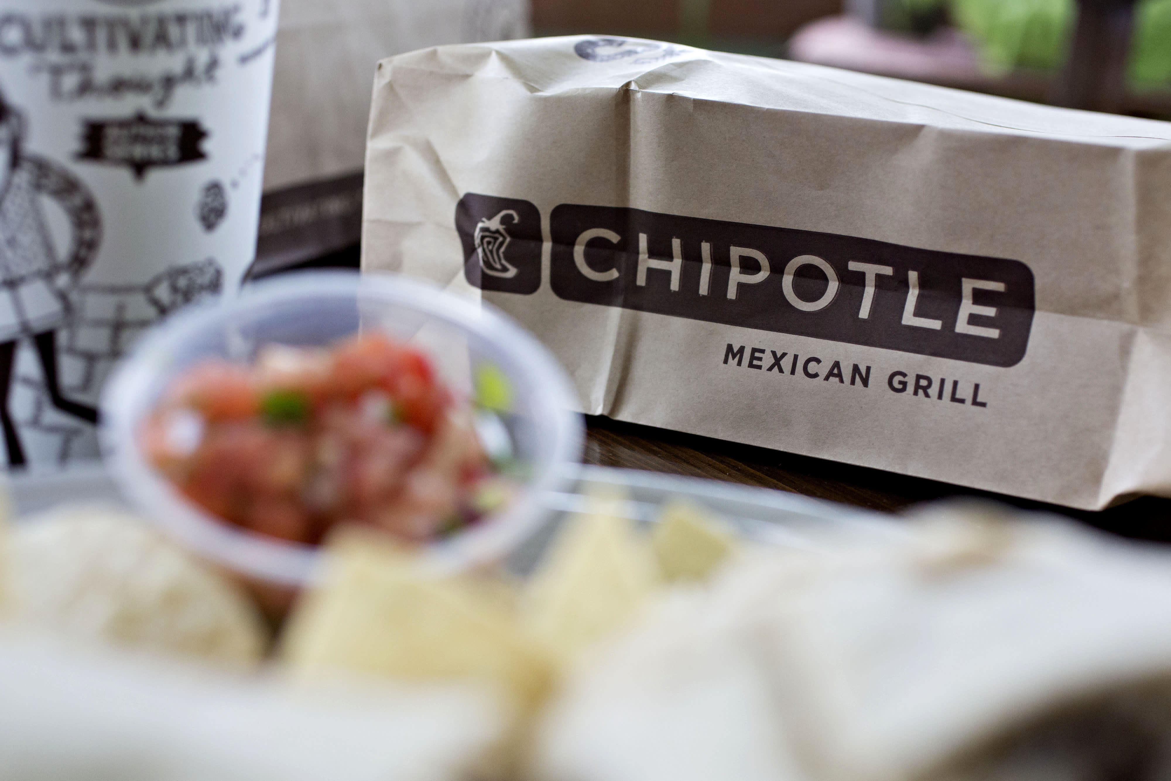 Chipotle Shares Tank After Company Admits It Will Need To Spend More
