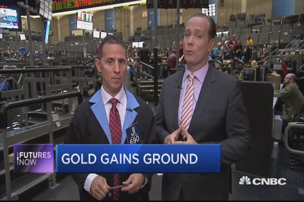 Trader Jim Iuorio's case for buying gold