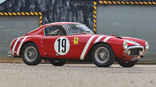 1960 Ferrari 250 GT SWB Berlinetta.