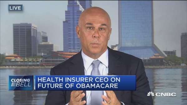 Health insurer CEO on future of Obamacare