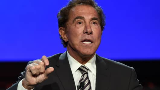 Wynn Resorts Chairman and CEO Steve Wynn
