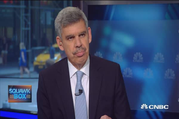 El-Erian: Excessive reliance on central banks