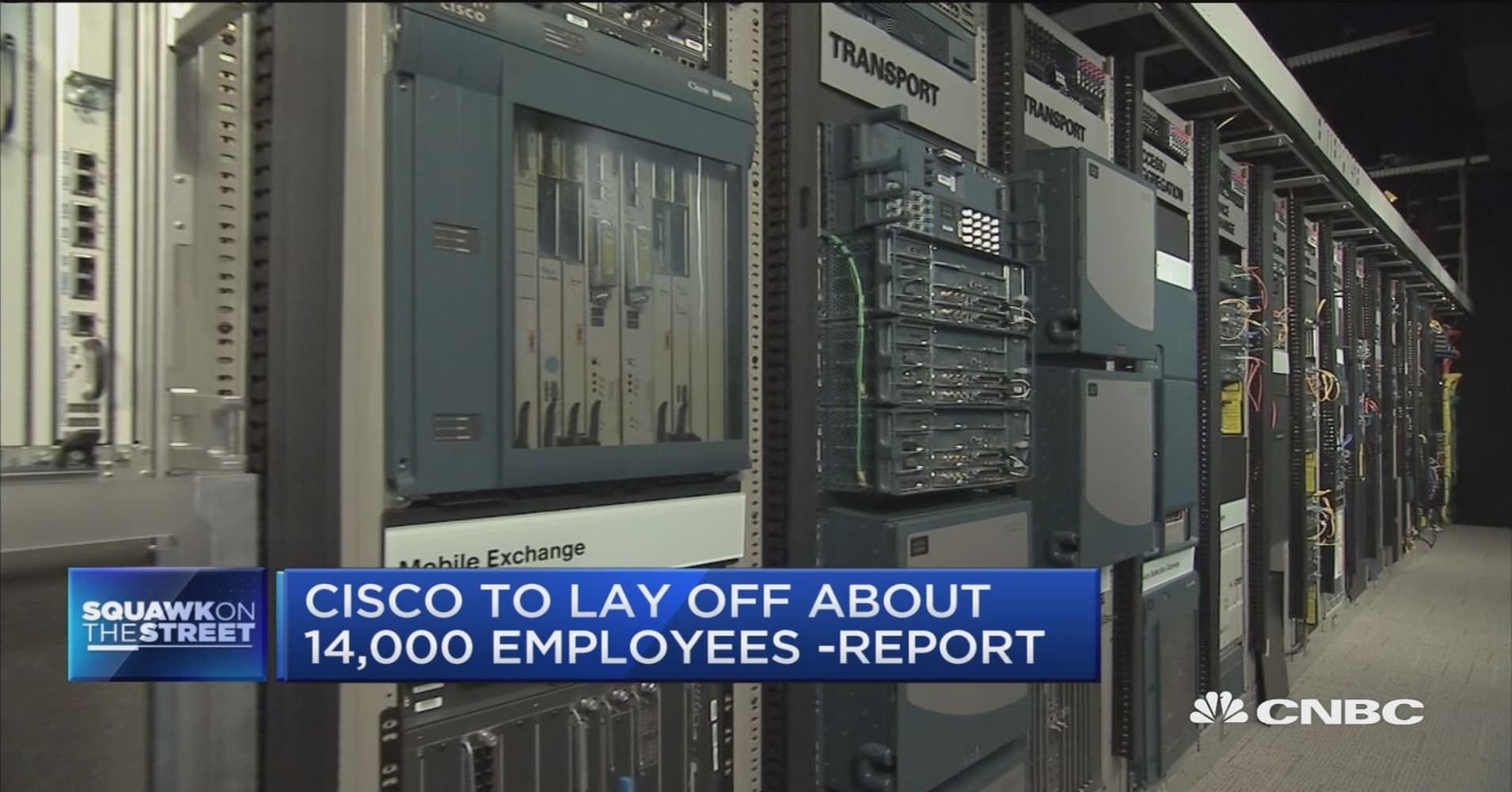 Cisco Layoffs Today