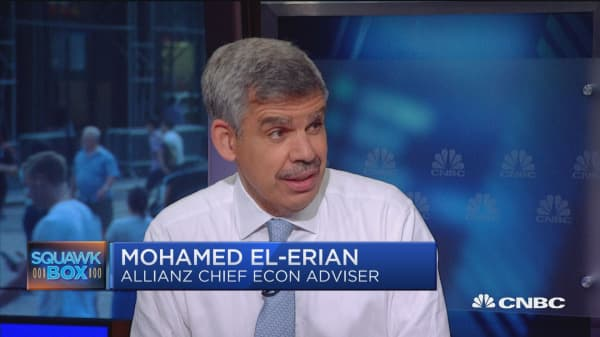 Collateral damage of negative rates: El-Erian