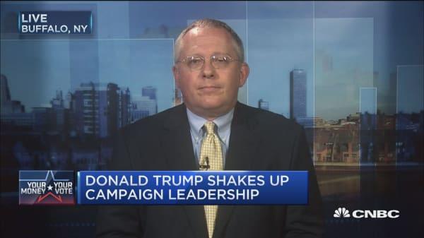 Caputo: Trump will always be Trump