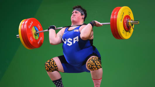 Weightlifting, united states, usa, strong economy
