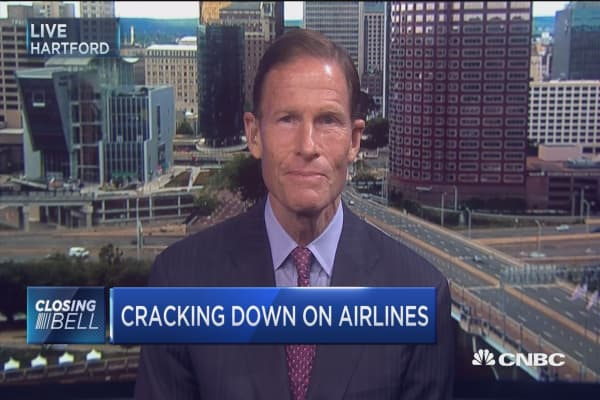 Cracking down on airlines