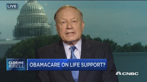 Obamacare on lifesupport?