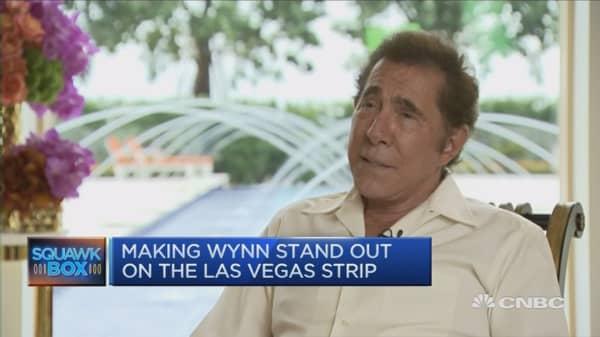 Wynn Casinos PKG
