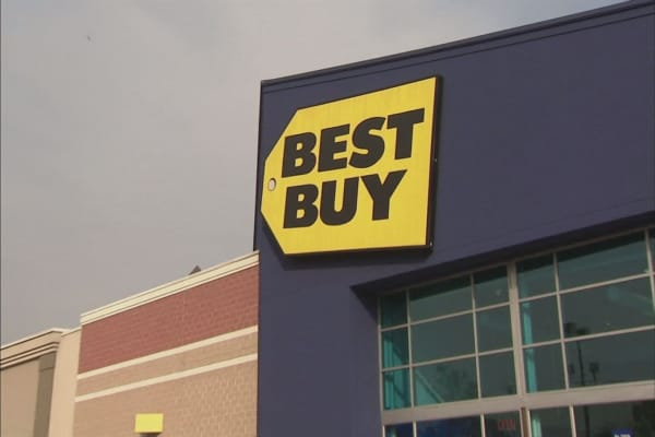 Best Buy celebrates its 50th anniversary