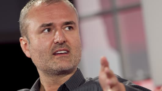 Nick Denton, founder of Gawker Media