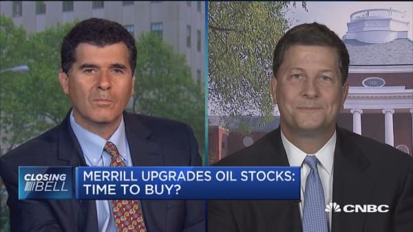 Merrill upgrades oil stocks: Time to buy?